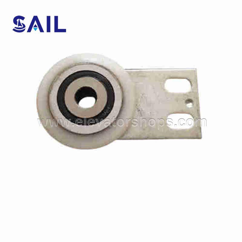 Schindler Elevator QKS9 Door Hangar Roller Straight 505823