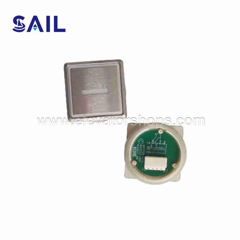 Kone Elevator KDS STD Squre Button 863233H03 853343H06(G08)