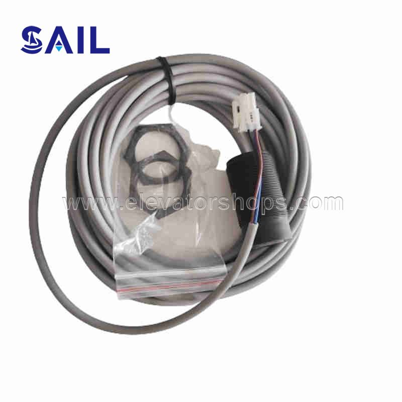 Kone Elevator Overload Sensor KM712537G01 SSM-R30-L1-6M