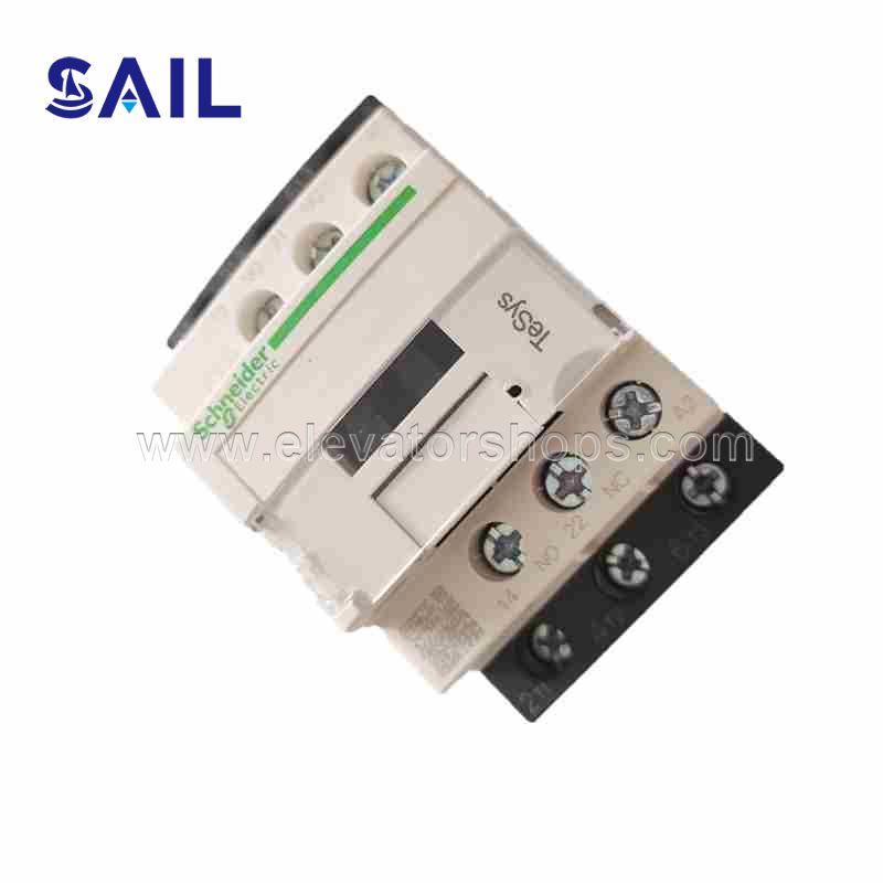 Schneider Elevator Three-phase AC Contactor LC1D09F7C