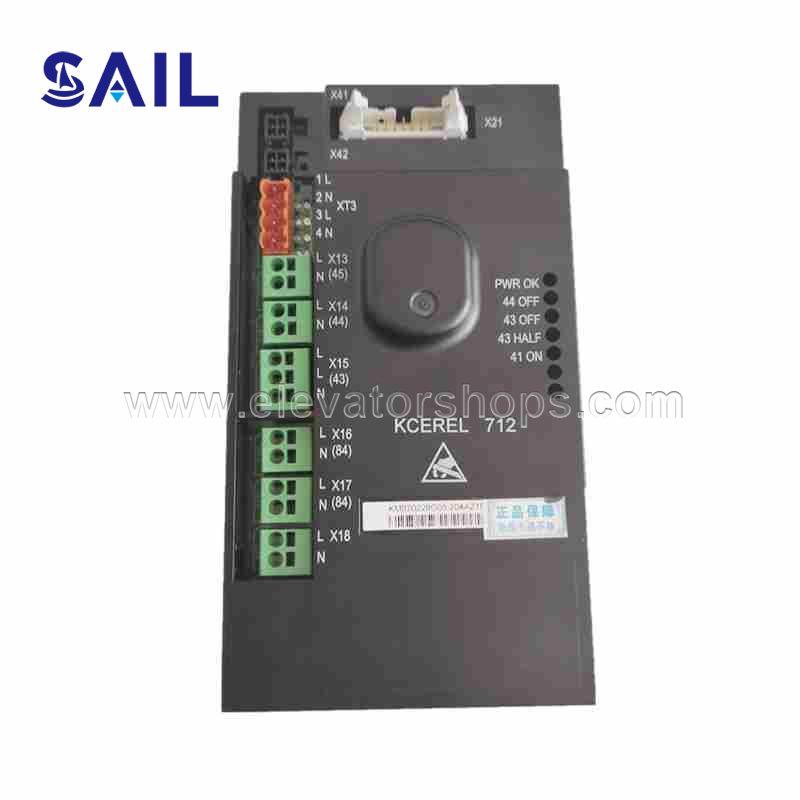 Kone Elevator Board KCEREL 712,KM870228G05