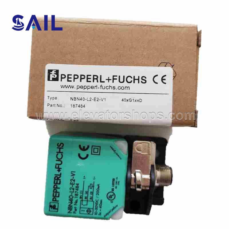 Pepperl+Fuchs Proximity Switch NBN40-L2-E2-V1