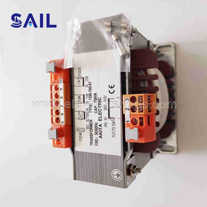 Elevator Control Cabinet Transformer TDB-760-01