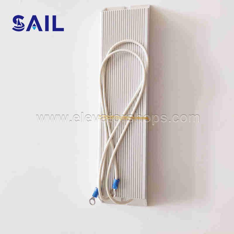 Trapezoidal Aluminum Shell Resistance RXLG-450W100RJ