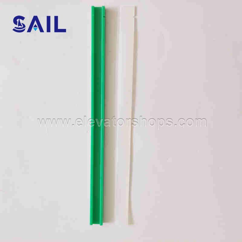 Schindler 5500 Elevator Shaft Grating SALSIS Magnetic Band Guide