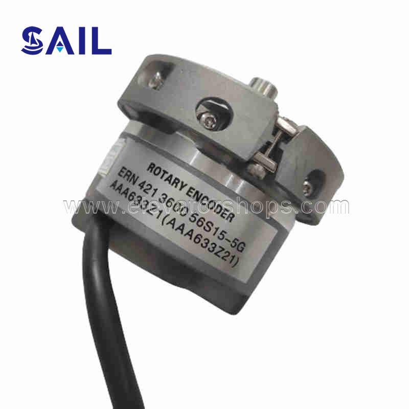 Otis Elevator Rotary Encoder AAA633Z21 replace AAA633Z1