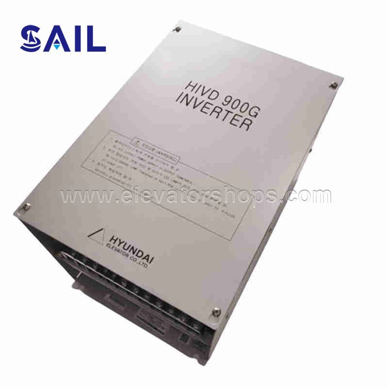 Hyundai Elevator HIVD 900G Inverter H9G-5.5H