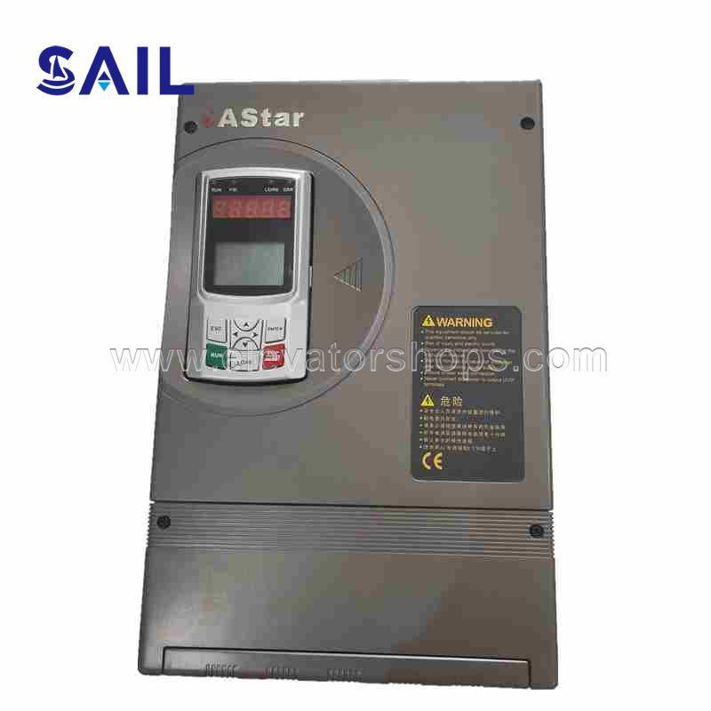 STEP Integrated Inverter IAstar AS320
